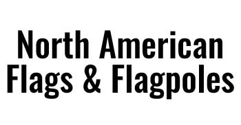 North American Flags & Flagpoles